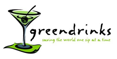 Green Drinks Logo