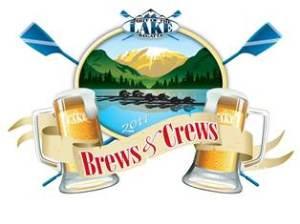 crews & brews -spirit of the lake regatta logos